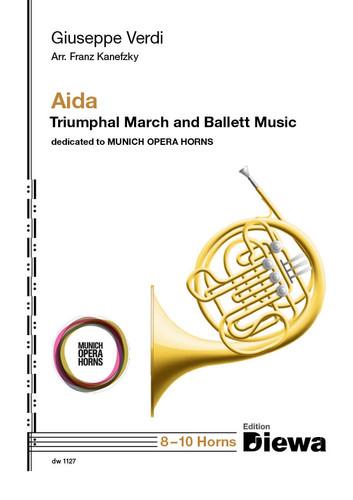 Verdi, Giuseppe - Aida Triumphal March and Ballett Music