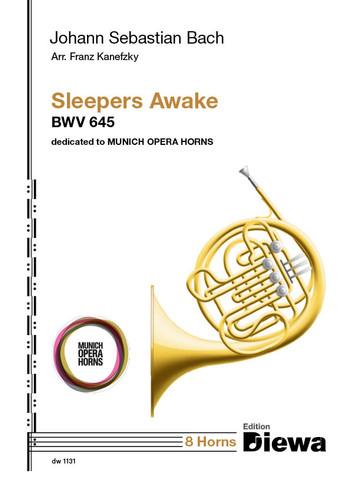 Bach, J.S. - Sleepers Awake, BWV 645