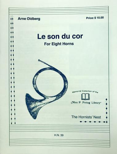 Oldberg, Arne - Le son du cor