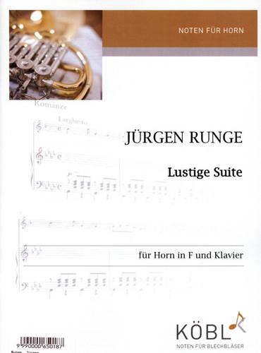 Runge, Jurgen - Lustige Suite