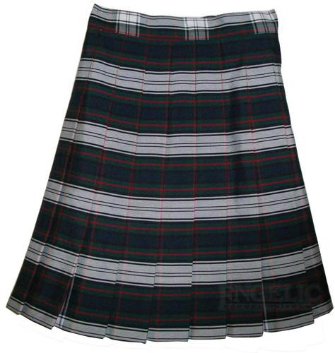 Girls School Uniform Pleated Skirt Plaid #50 YST