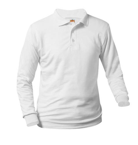 Knit Shirt Color White