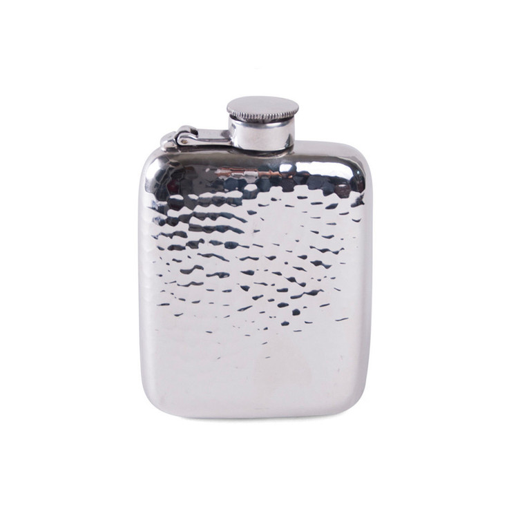Wentworth Flask - 4oz Hammered
