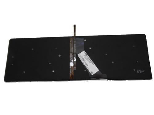 Laptop Keyboard For Acer M5-581 M3-581 V5-571 V5-531 Black With Silver Frame&Backlit SA Slovenian 9Z.N8QBW.K1F NSK-R3KBW