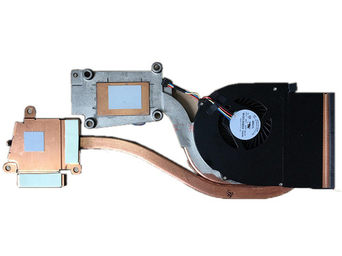 Laptop Heatsink&Fan For DELL Latitude E6540 P29F AT0VI002ZSL AT0VI002ZCL 072XRJ 72XRJ