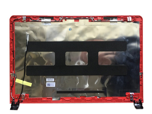 Laptop Top Cover For DELL Inspiron 15 7557 7559 5577 5576 P57F red NON-TOUCH 36AM9LCWI20 0F86J6