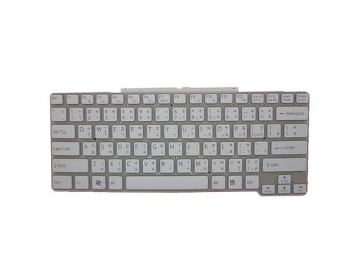 Laptop Keyboard For SONY VAIO VGN SR VGN-SR 148088051 81-31405001-21 Thailand TI white