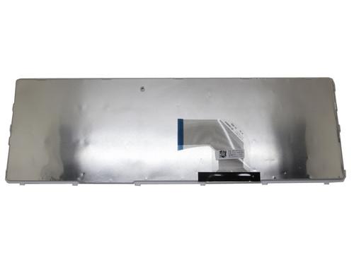 Laptop Keyboard For SONY VAIO SVE15 V133846BK3SV 149095711SI Slovenian SL white with frame