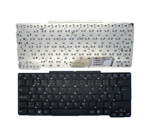 Laptop Keyboard For SONY VAIO VGN SR VGN-SR 148090172 81-31405002-63 SE Sweden SD black