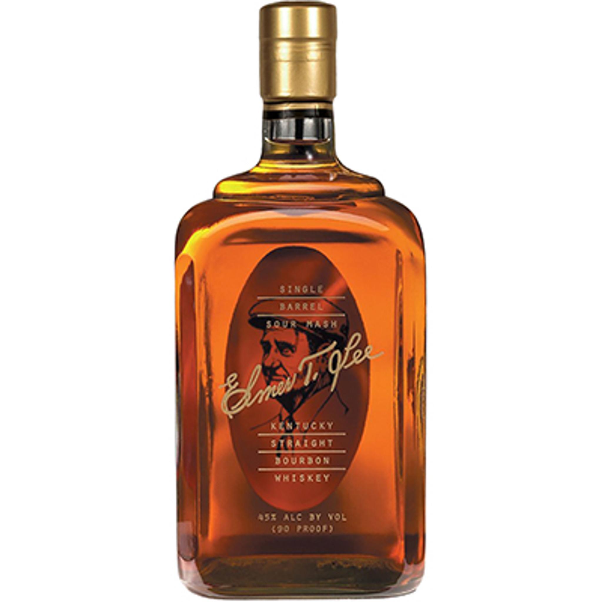 Elmer T Lee Single Barrel Bourbon Whiskey - The House of Glunz