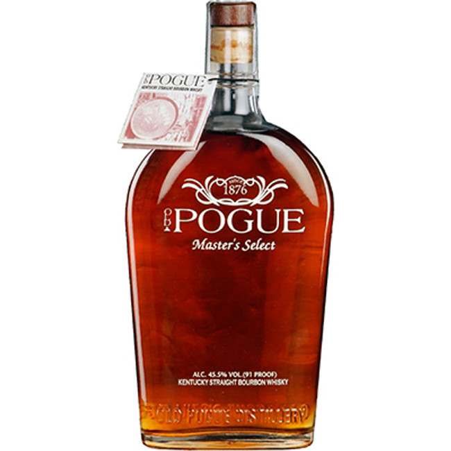 Old Pogue Master's Select Straight Bourbon Whiskey