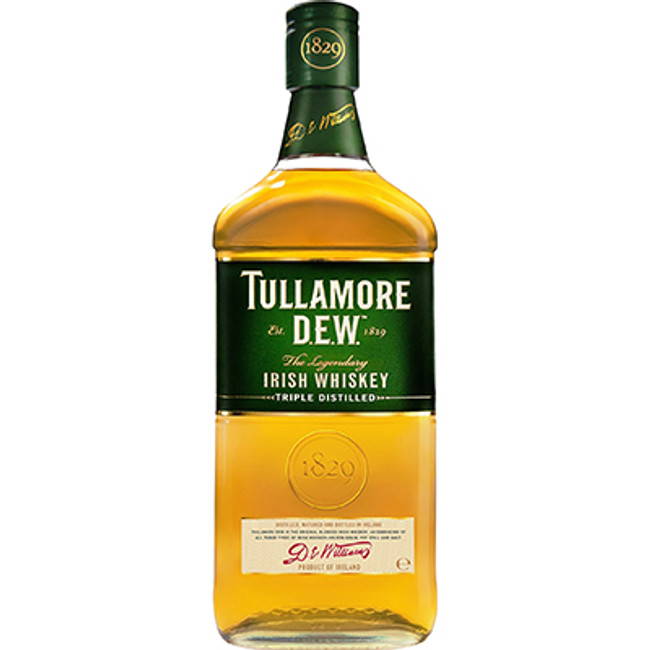 Tullamore D.E.W. Original Blended Irish Whisky