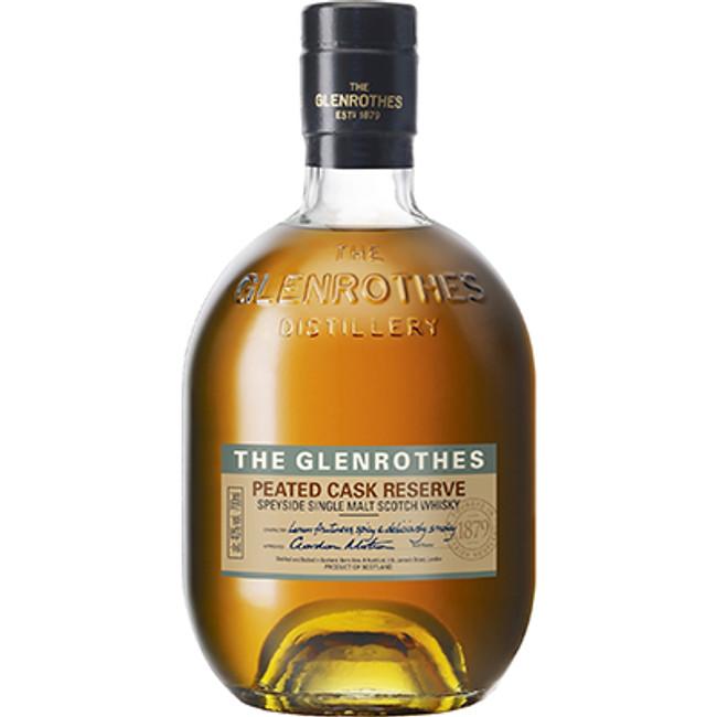 Glenrothes Speyside Peated Cask Reserve Single Malt Whisky