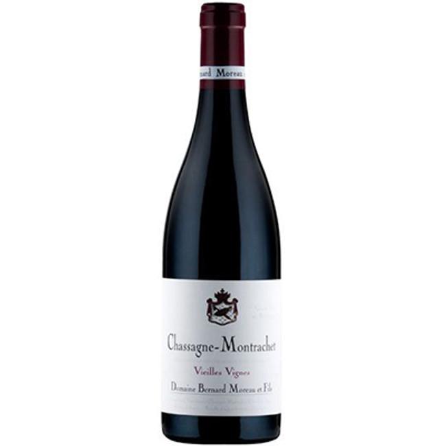 Domaine Bernard Moreau et Fils Chassagne-Montrachet Rouge Vieilles Vignes