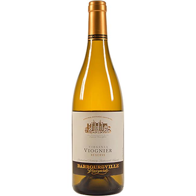 Barboursville Vineyards Reserve Viognier (2015)