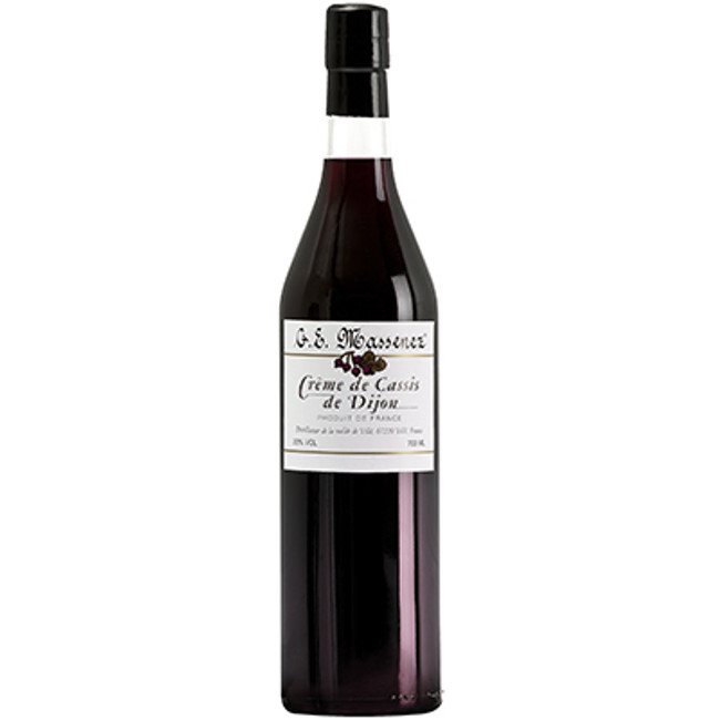 G.E. Massenez Creme de Cassis de Dijon
