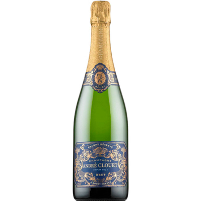 Andre Clouet Brut Grande Reserve Champagne