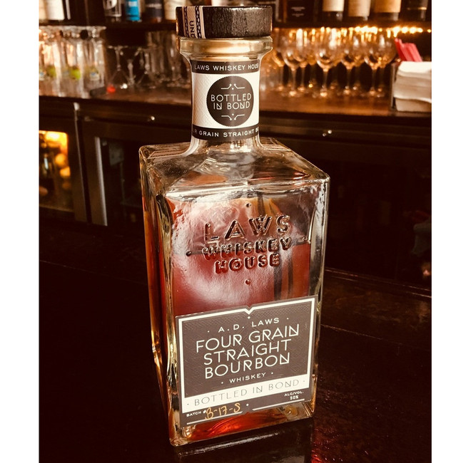 A.D. Laws Whiskey Tasting