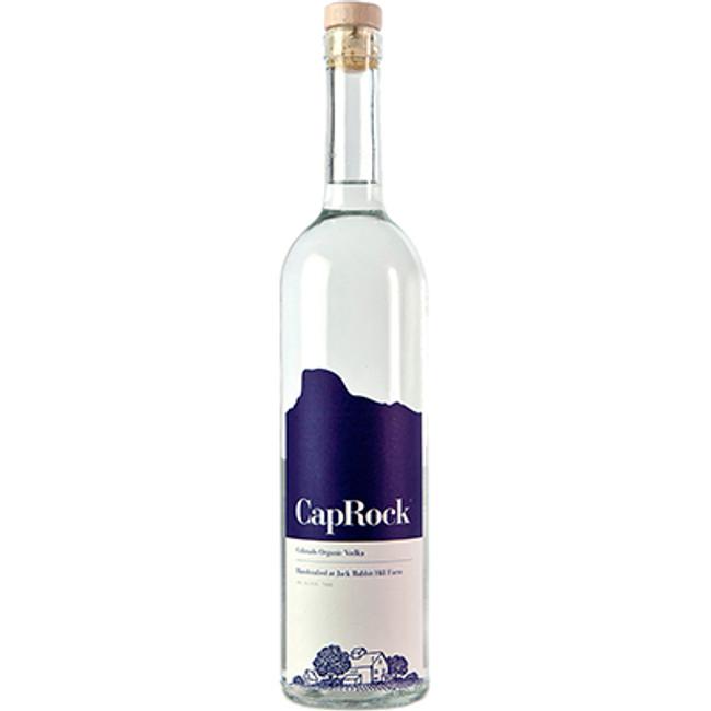 CapRock Organic Vodka