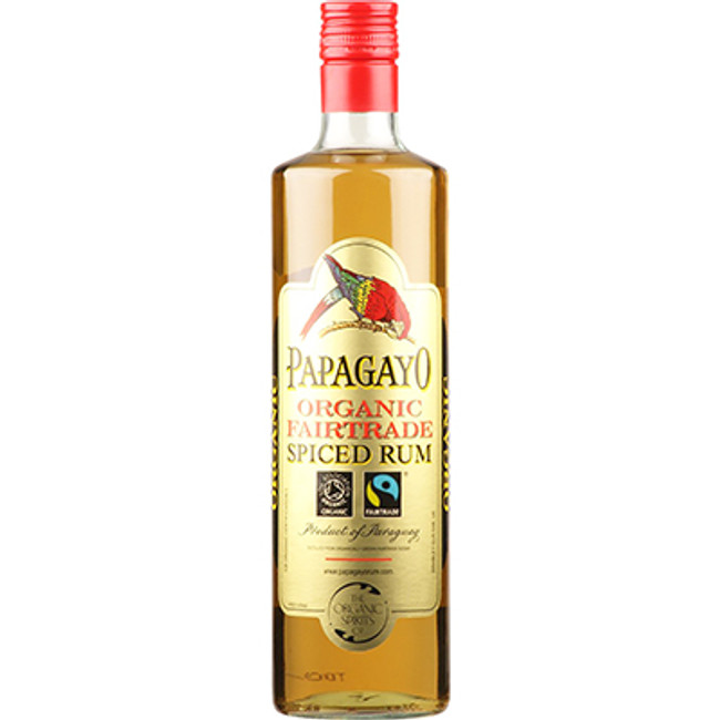 Organic Spirits Co Papagayo Organic Spiced Rum