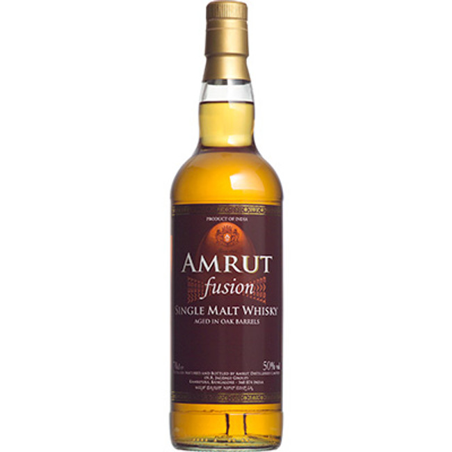 Amrut Fusion Indian Single Malt Whisky