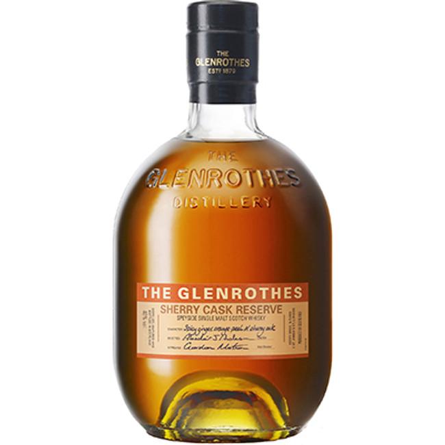 GlenrothesSpeyside Sherry Cask Reserve Single Malt Whisky