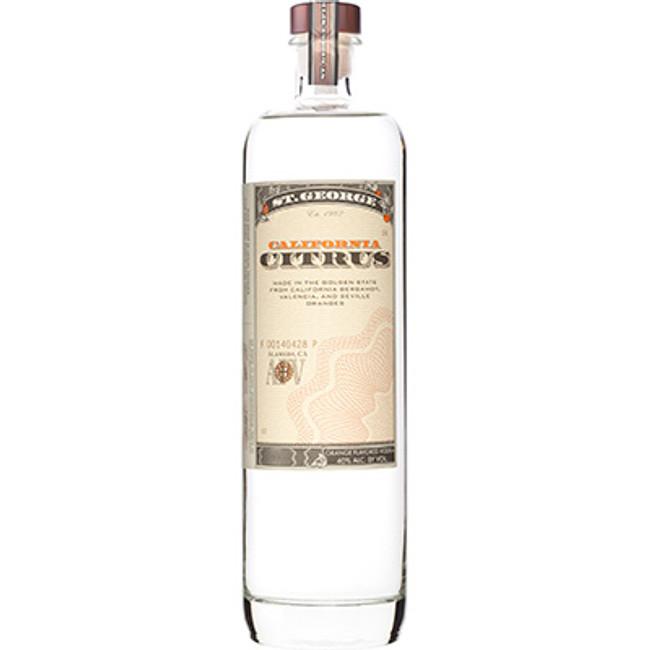 Saint George Spirit California Citrus Vodka
