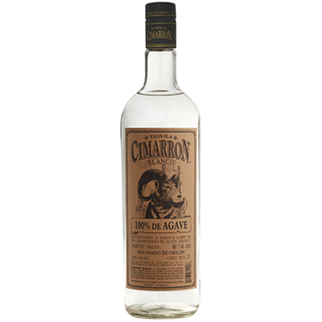 Cimarron Tequila Blanco 1L