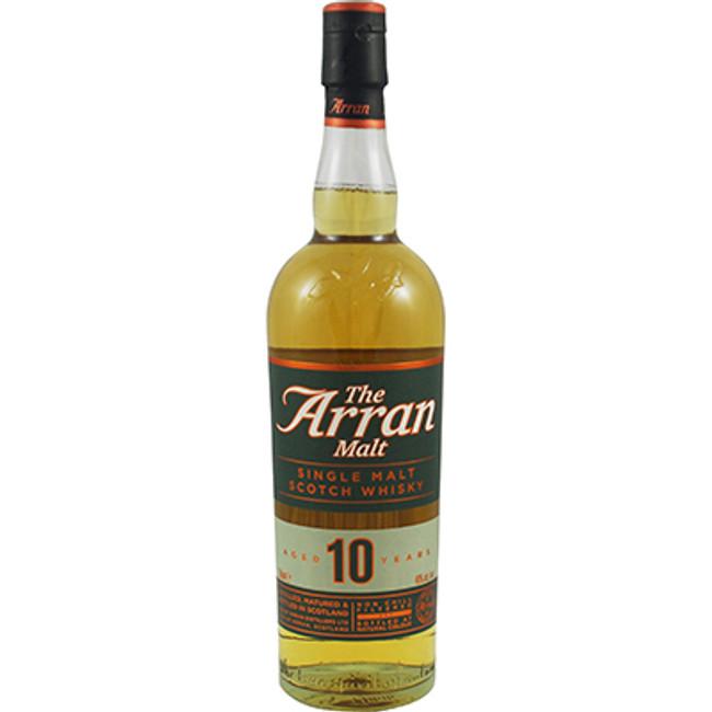 The Arran 10 Years Single Malt Scotch
