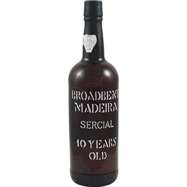 Broadbent Sercial Madeira 10 Years Old