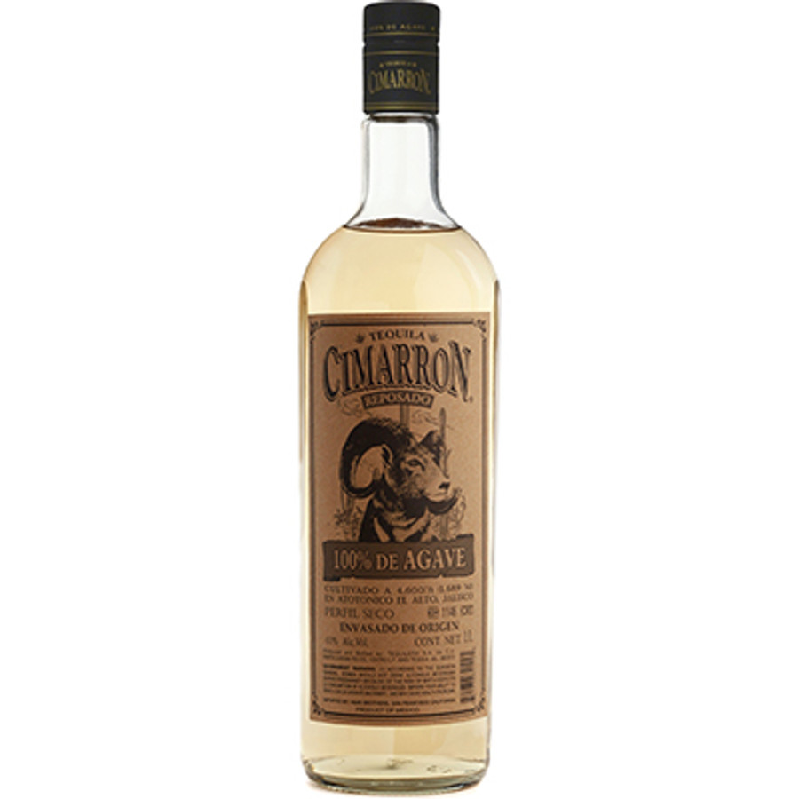 Cimarron Tequila Reposado 1L