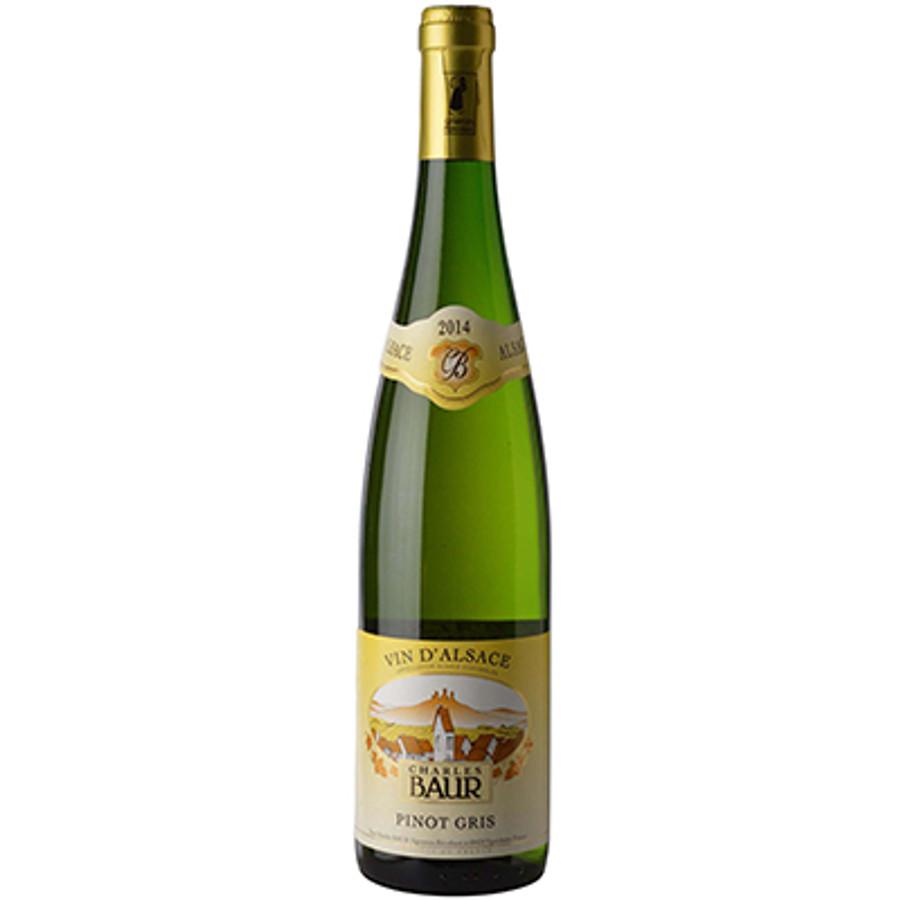 Charles Baur Vin d'Alsace Pinot Gris