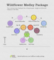 WILDFLOWER MEDLEY Package