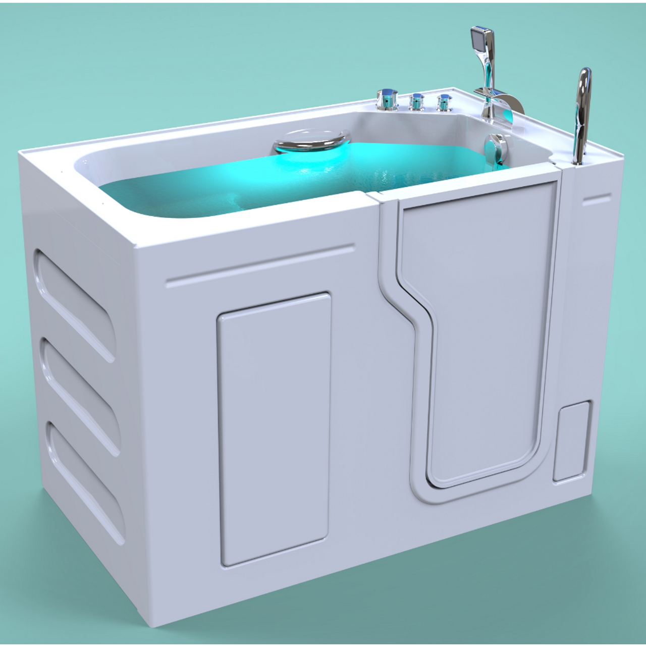 Fairmount Walk In Bathtub by Safety Bath
