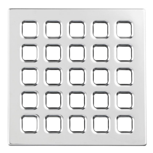 Durock Shower System Pro Drain Grate Kit