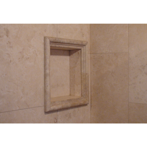 Recess-It Niche for Tile Shower