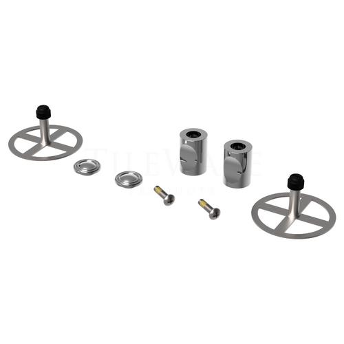Thumb Hook Duo - installation kit