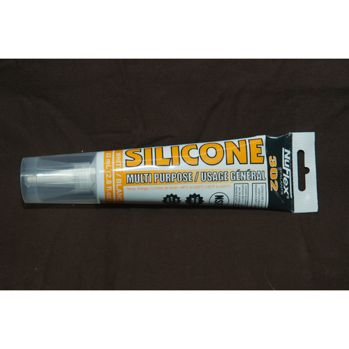 Silicone 83 ml tube