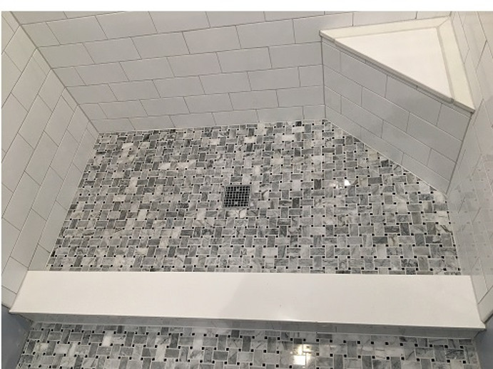 CurbSill Shower Threshold... Why Install One?