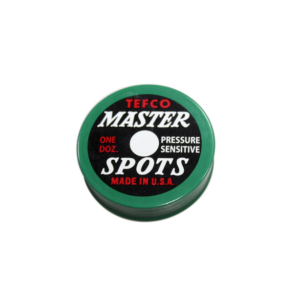 Tefco Master Table Spots - Closed