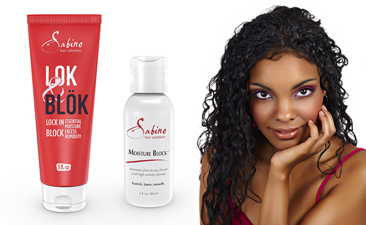 Lok & Blok and Extra Strength Moisture Block is the Answer to Healthy Hair