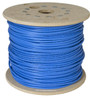 10 Gauge Blue Solid Tracer Wire - 500' Spool
