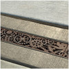 "Iron Age Raw Cast Iron Dynamo Grate 5"" for ABT, ACO, MEA"