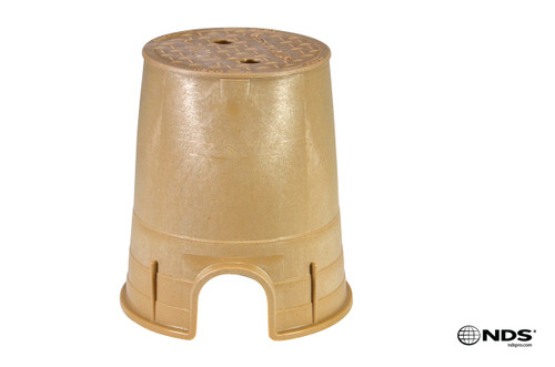"""NDS Valve Box 6"""" (Sand Box / Sand Cover)"""