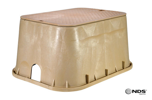 "NDS Valve Box 13"" x 20"" (Sand Box / Sand Cover)"