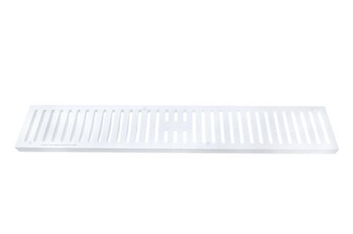 NDS Spee-D Channel Grate - White (Each)