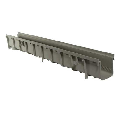 """NDS Pro Series 3"""" x 1 Meter Channel Drain"""