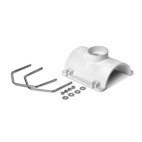 "4"" x 2"" PVC DWV Saddle Tee Kit"