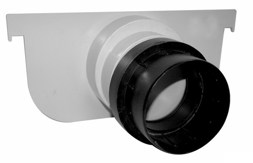 """NDS Pro Series 12"""" Shallow Profile End Cap / Outlet"""