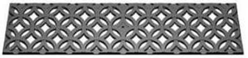 Iron Age Raw Cast Iron Spee-D Channel Interlaken Grate